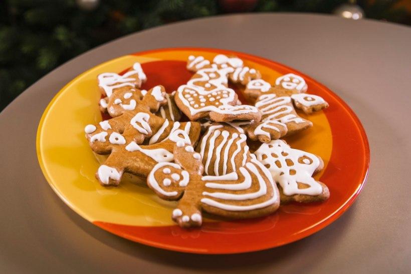 VIDEORETSEPT! Nii lihtne on ise tõeliselt head piparkoogitainast teha!