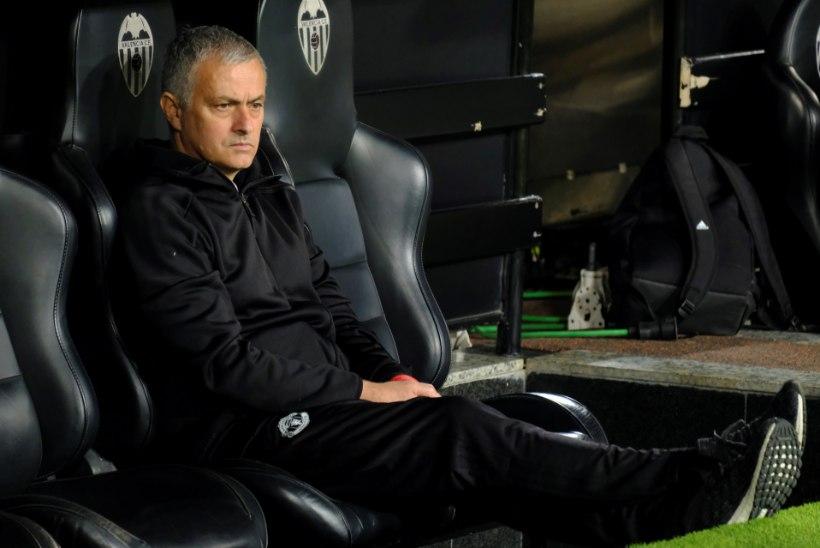Mourinho mõistukõne: tuleb leida parim mööbel, alles siis oled valmis oma imelises majas elama