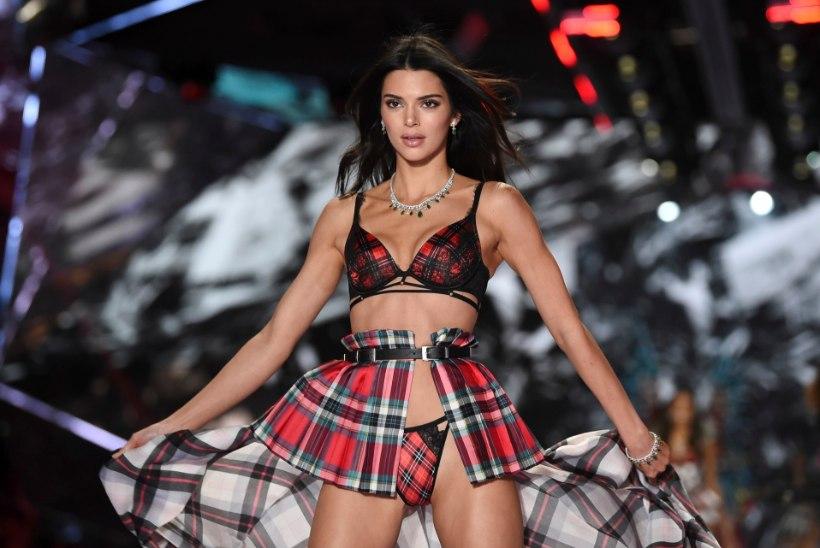 Kim Kardashiani õde on 2018. aasta edukaim modell