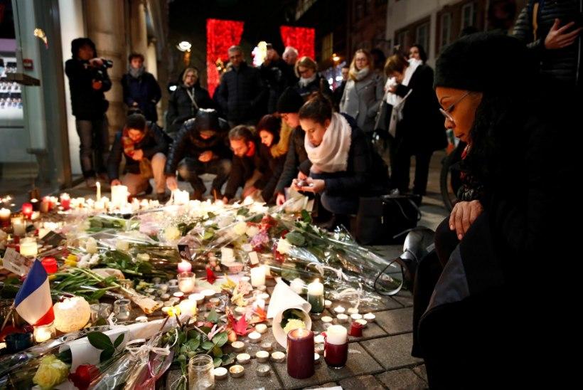 Suri Strasbourgi tulistamise neljas ohver
