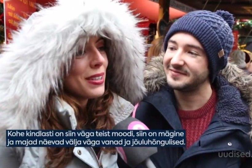 TV3 VIDEO | Euroopa lummavad jõuluturud meelitavad maitsva söögiga