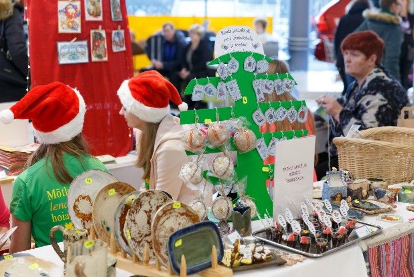 Liis Lemsalu üleskutse: osta sel aastal jõulukingid lastekodulastelt