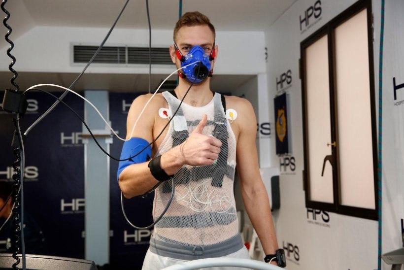 FOTOD | Vene läbis Euroliiga klubi juures meditsiinilise ülevaatuse