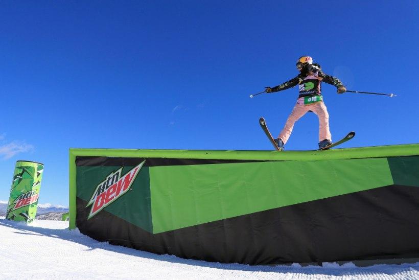NII SEE JUHTUS | Sport 14.12: eile võimsa etenduse pakkunud Kelly Sildaru täna starti ei tulnud