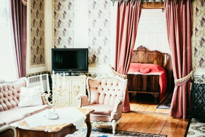 Baltimaade kõige külalislahkem mõis kutsub Lõuna-Eestisse külla