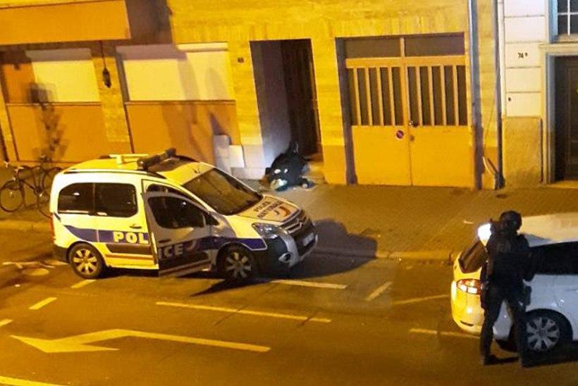 UUS INFO: Strasbourgi terrorist tapeti 14 lasuga