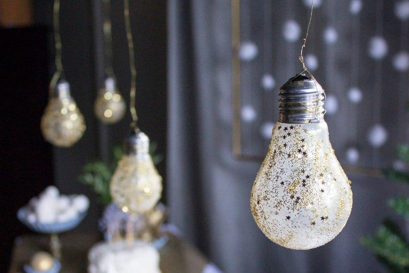 10 ideed ajatult glamuurseks peolauaks