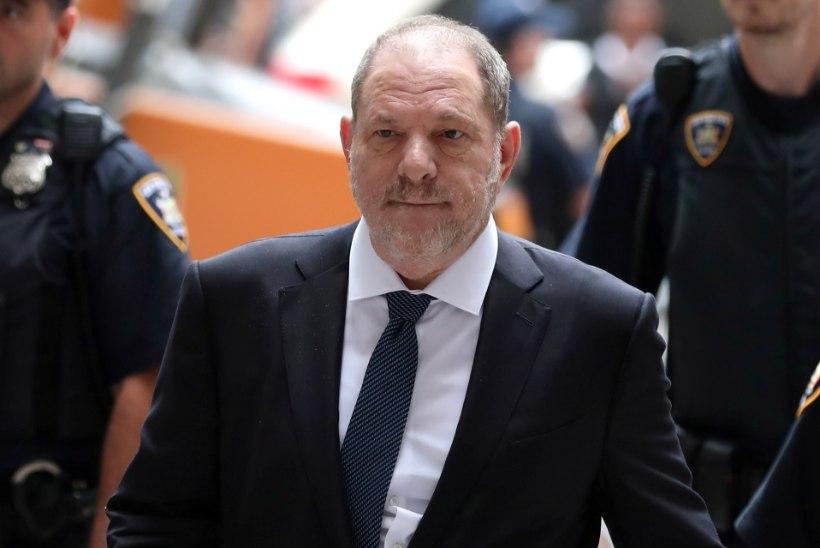 Harvey Weinstein praalis oma ohvrile: magasin Jennifer Lawrence'iga ja nüüd võitis ta Oscari