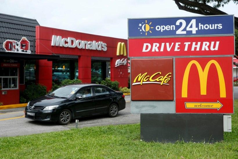 MÄLUMÄNG   10 küsimust McDonalds'ist