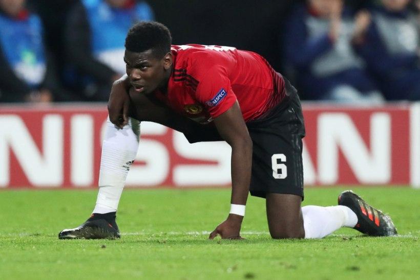 Itaalia väljaanded: United nimetas mängija, kelle nimel on nad nõus Paul Pogbast loobuma