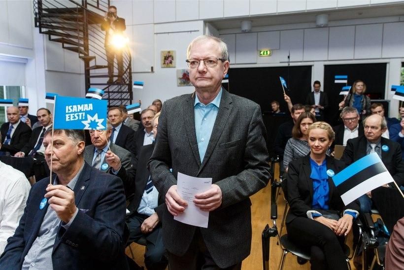 GALERII | Isamaa kinnitas valimisnimekirjad. Vaata, kes riigikokku rühivad