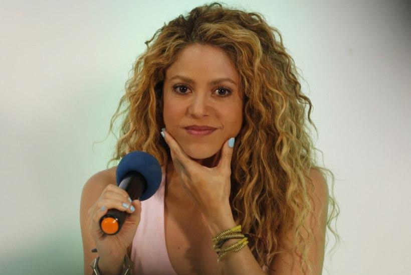 Shakira sai süüdistuse ligi 15 miljoni euro suuruses maksupettuses