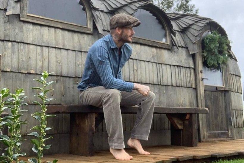 FOTOUUDIS | Äge! David Beckham naudib eestlaste geniaalset leiutist
