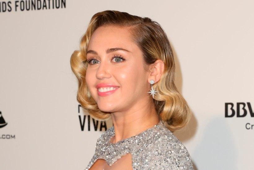 """Miley Cyrus hakkab mängima menusarjas """"Black Mirror"""""""