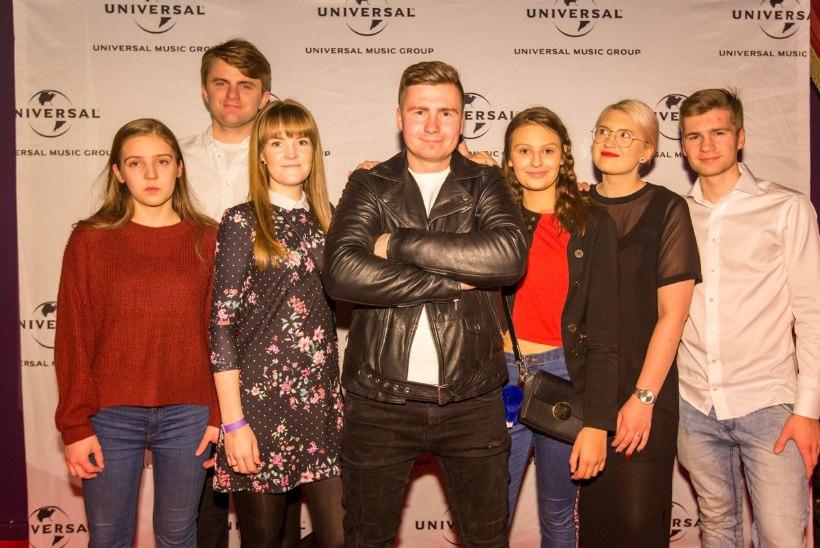 GALERII | Uudo Sepp korraldas suurejoonelise esitluskontserdi koos hetke kõige kuumema naisartistiga