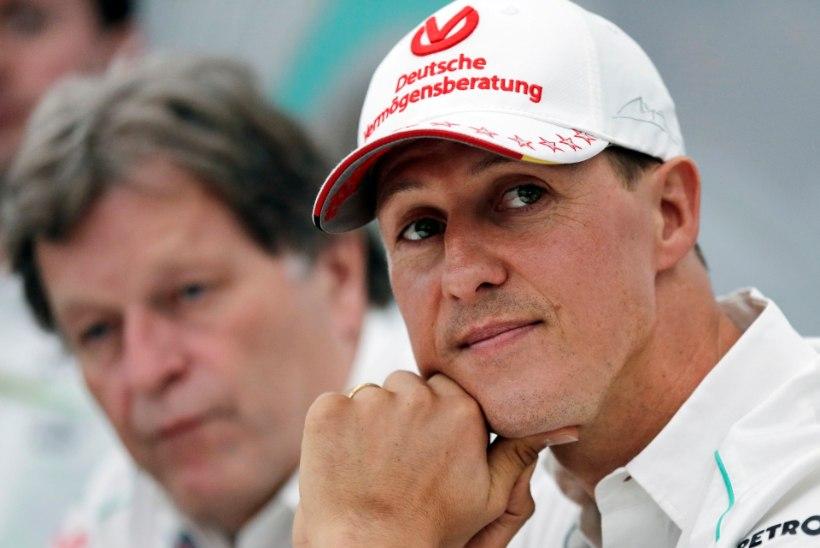 Selgusid uued detailid Michael Schumacheri tervise kohta