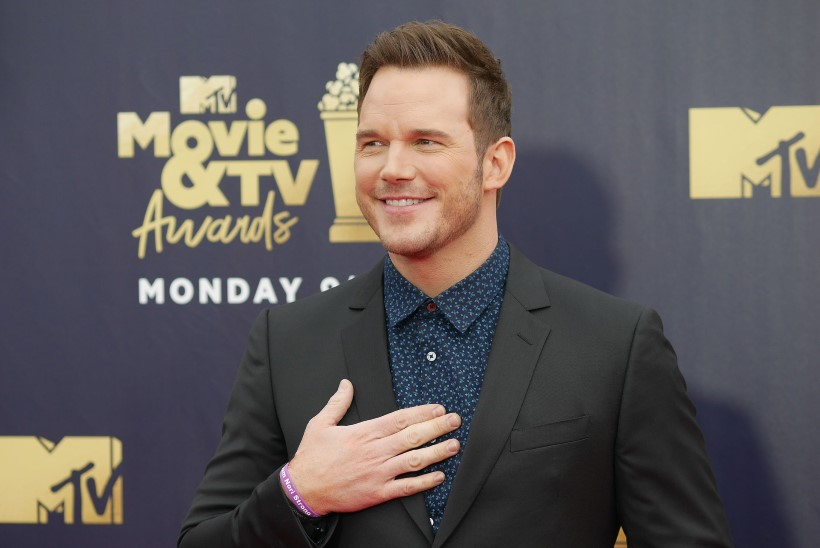 Chris Pratt kinnitas viimaks armusuhet Schwarzeneggeri tütrega