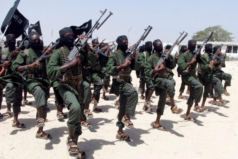 Õhurünnakutes hukkus 62 somaali terroristi