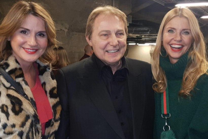VIDEO | Maailmakuulusate balletivirtuooside Mihhail Barõšnikovi ja Tiit Härmi südantliigutav kohtumine Tallinnas