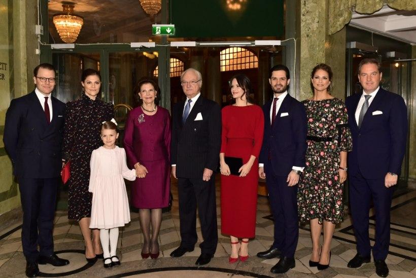 VÄGEV! Printsess Sofia kandis kuninganna sünnipäeval Lilli Jahilo kleiti!