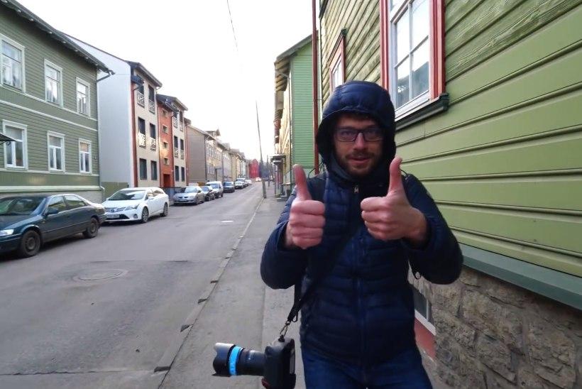 Блогер Илья Варламов о Таллинне: как пережить Совок и сохранить лицо (ВИДЕО)