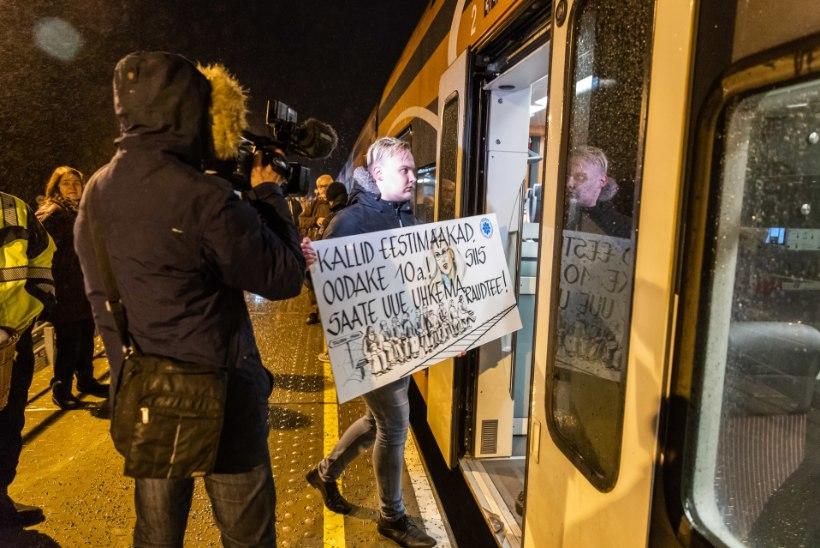 Majandusteadlane   Kes tahaks loksuda Rail Balticuga 13 tundi Berliini?