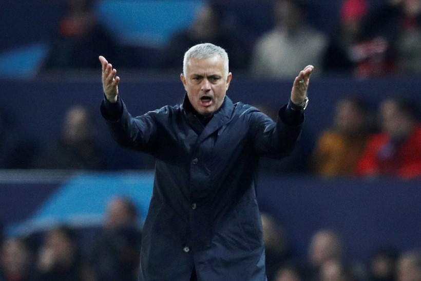 Mourinho sai Unitedist kinga ja kopsaka summa