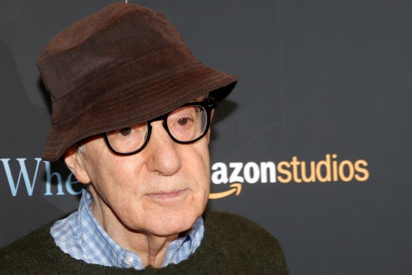 JÄRJEKORDNE SEKSISKANDAAL: Woody Allenil oli armusuhe 16aastase tüdrukuga