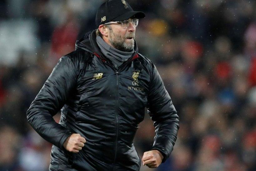 Alistamatu Jürgen Klopp: Manchester City on endiselt tiitlifavoriit