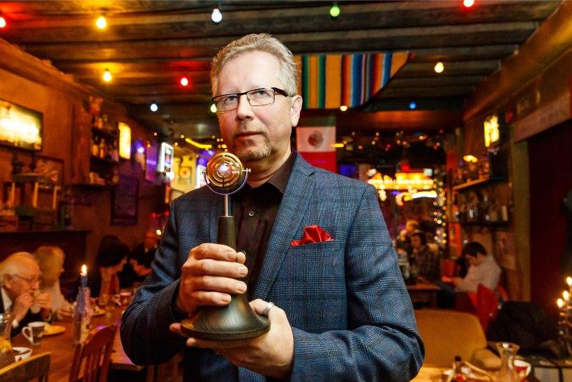 FOTOD | Kuldmikrofoni laureaat Tõnis Kipper: provintsiajakirjanikuna on laureaatide nimekirja sattumine vähetõenäoline