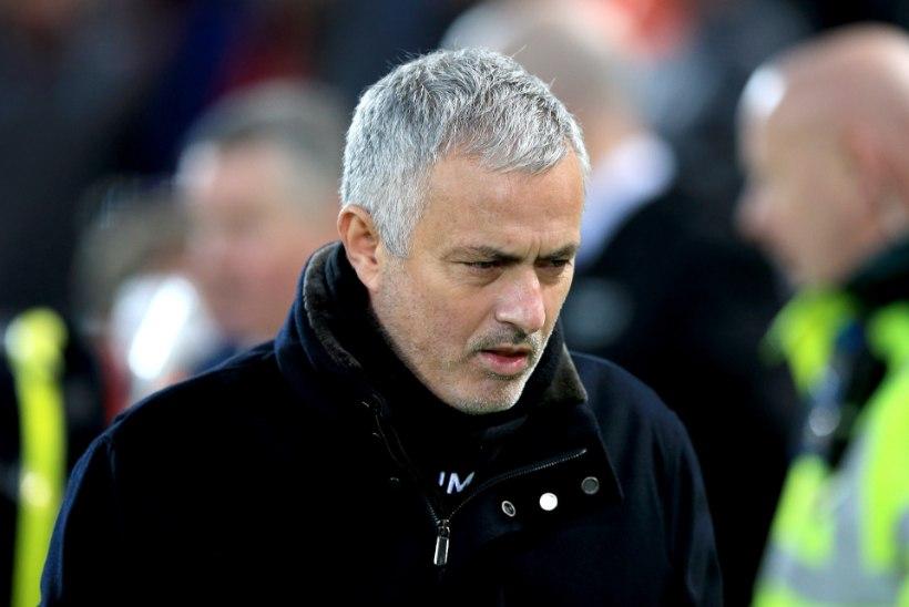 AMETLIK! Jose Mourinho lahkub Manchester Unitedist