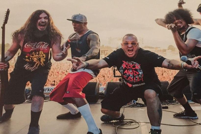 Legendaarsed Ameerika nu-metallistid maabuvad higise showga Tallinnasse!