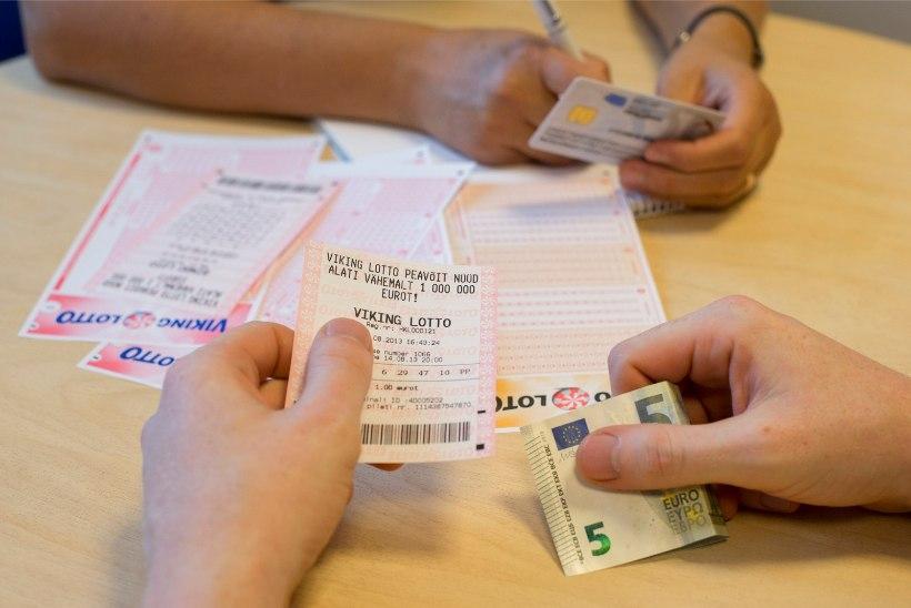 Õnnelik mängija võitis Bingo lotoga üle 325 000 euro