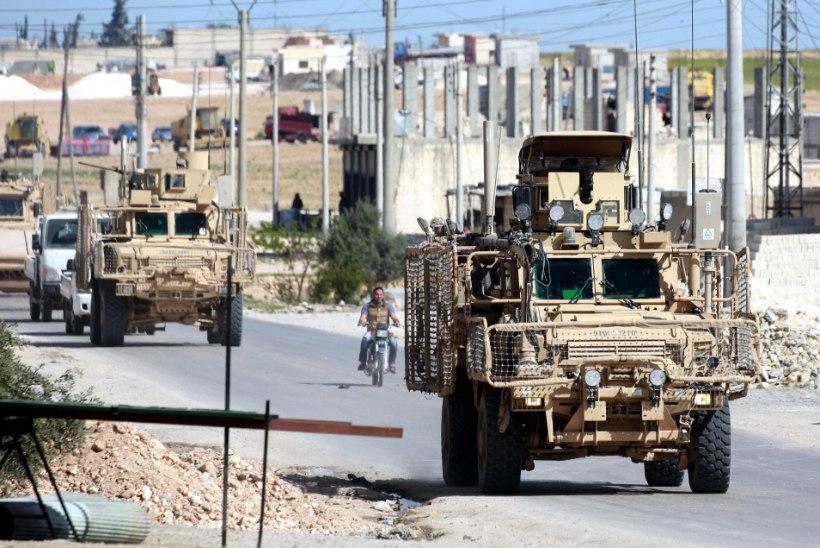 USA plaanib sõdurid Süüriast välja tuua