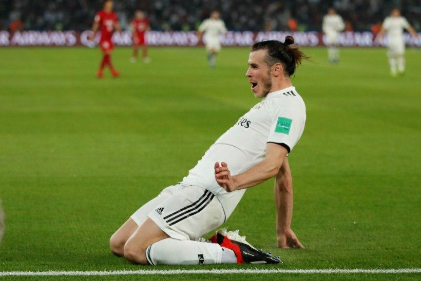 VIDEO | Gareth Bale'i kaabutrikk aitas Madridi Reali kerge vaevaga finaali