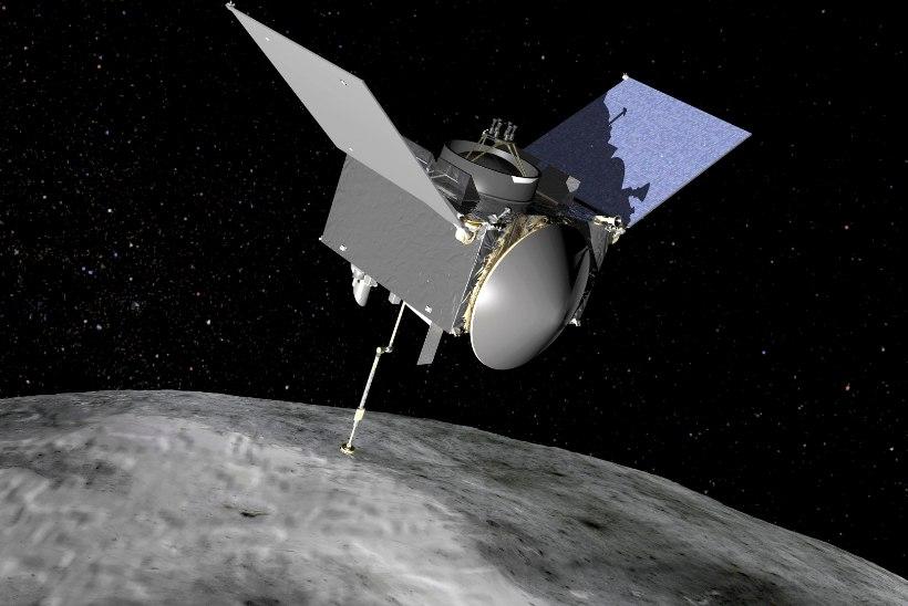 Kosmosesond jõudis asteroidini, mis võib Maale surma ja hävingut külvata