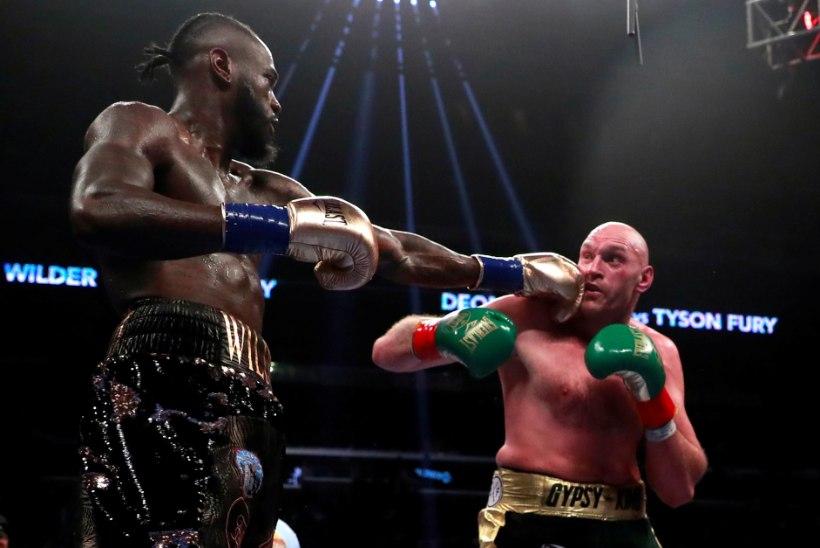 VIDEO | Wilder ja Fury jäid põnevas tiitlimatšis viiki, juba mõeldakse uuele duellile