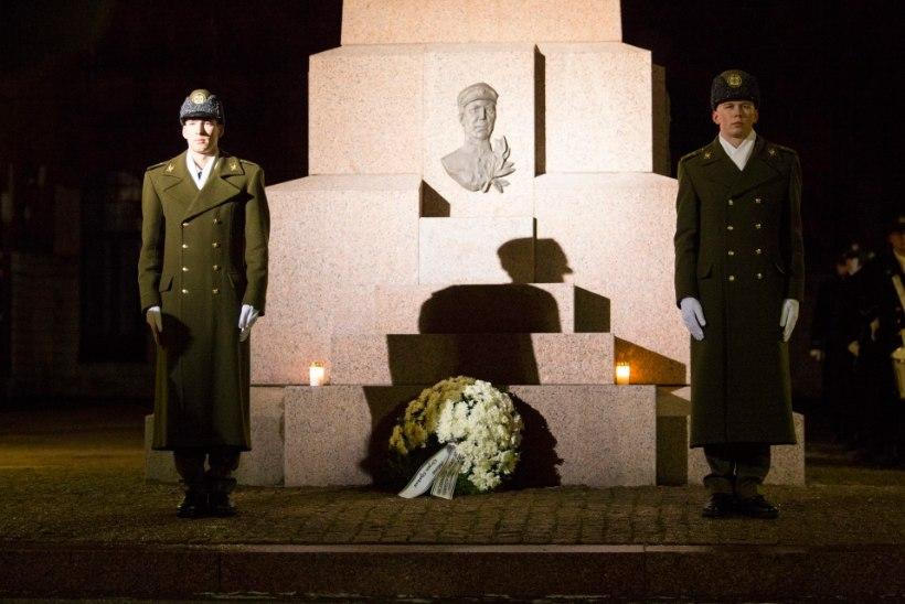 Tallinnas mälestati detsembrimässus langenud kadette