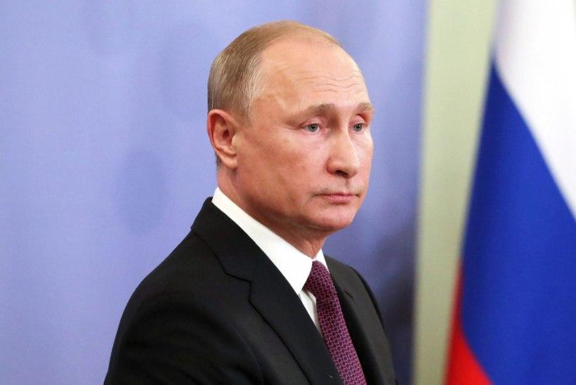 Putin: sõda Ukrainas jätkub seni, kuni praegune valitsus püsib võimul