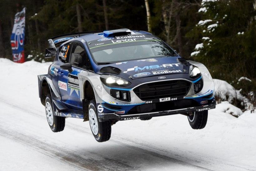RALLIMAAILMA TÕEHETK: mis saab M-Spordist? Kas WRC võib hääbuda?