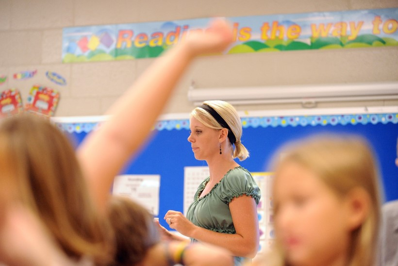Õpetajate keskmine palk tõuseb 1500 euroni