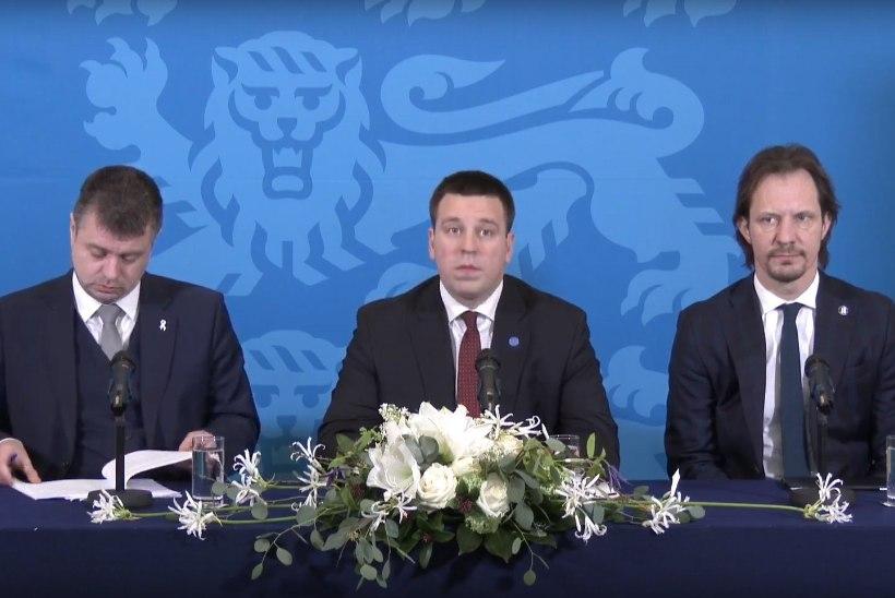 VIDEO | Ministrid annavad aru: milline oli koalitsiooni koostöö ja palju tegevusprogrammist täideti?