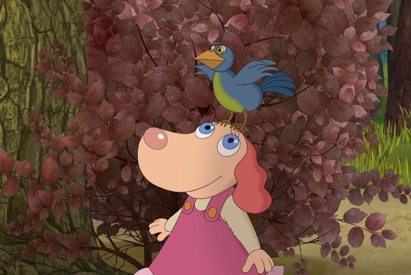 """Animaseiklus """"Lotte ja kadunud lohed"""" valiti Berliini filmifestivali võistlusprogrammi"""