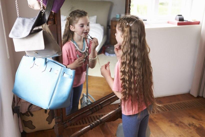LAPSEVANEMA MURE: kas 11aastane tüdruk võiks end juba meikida?!