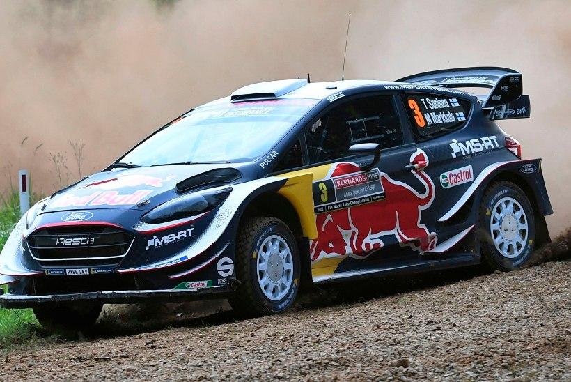 AMETLIK KINNITUS! M-Sport jätkab WRC-sarjas, sõitjateks Suninen ja Evans