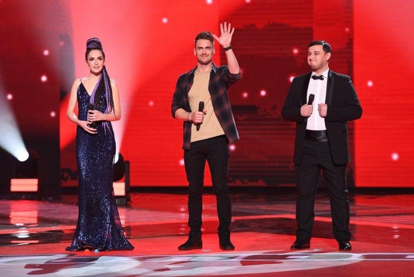 """HURRAA! Uku Suviste pääses vene talendisaates """"Golos"""" poolfinaali!"""
