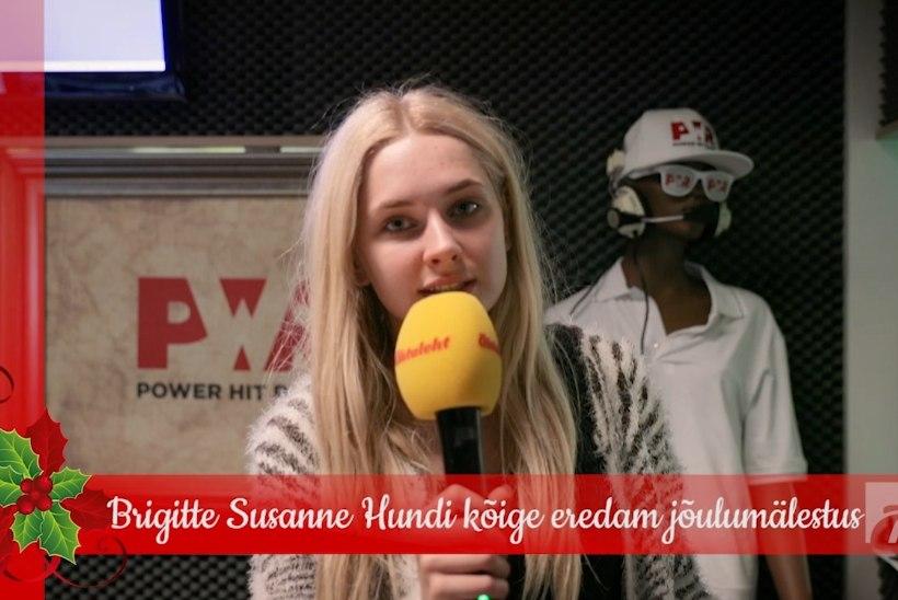 ÕHTULEHE VIDEO | Brigitte Susanne Hunt: katsuge jõuluõhtul oma naisi mitte peksta!