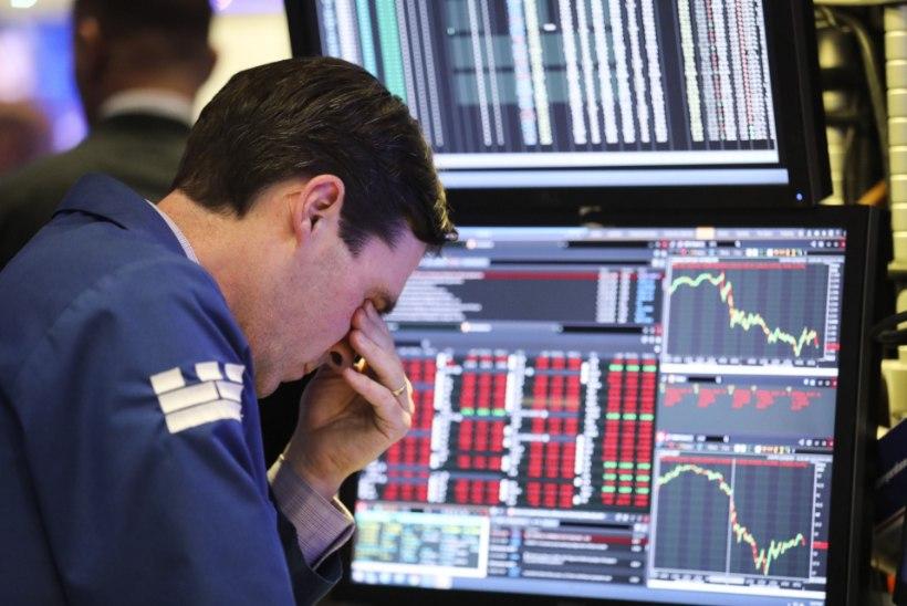 TUGEV MIINUS | Aktsiaturgudel tulevad tõeliselt punased jõulud