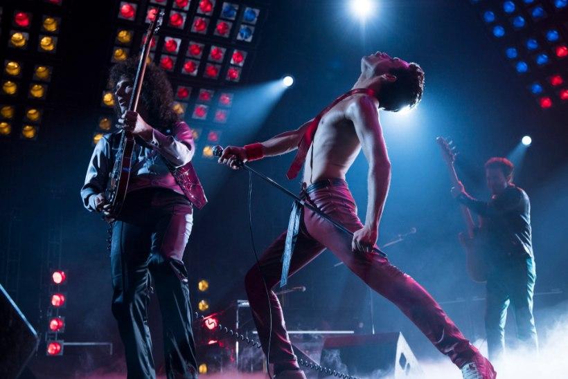 """Vau! """"Bohemian Rhapsody"""" on plaadipoodide laod Queeni albumitest tühjaks teinud"""