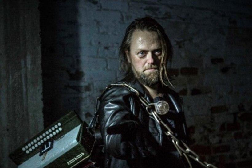 Trad.Attack!'i Eestis toimuva suurkontserdi soojendusesinejaks on Soome lõõtsakuningas Antti Paalanen
